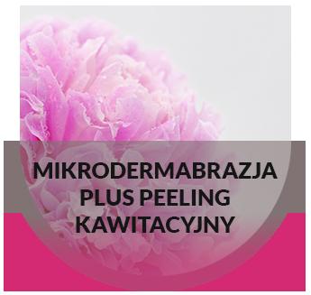 Mikrodermabrazja diamentowa peeling kawitacyjny Bielsko-Biała
